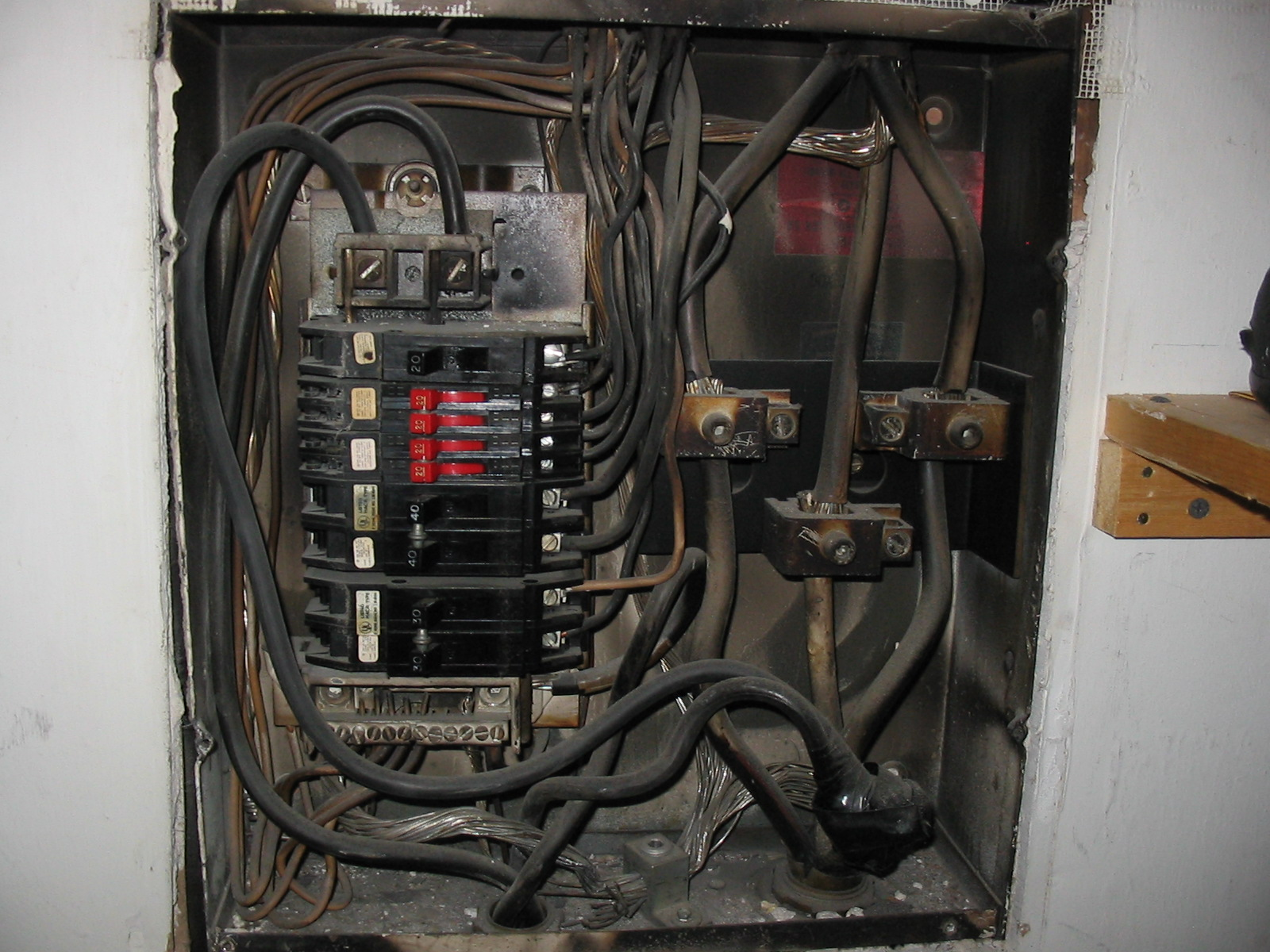 aluminum wiring abode inspection services rh abodeinspectionservices com Aluminum Wiring Issues Aluminum Wiring Issues